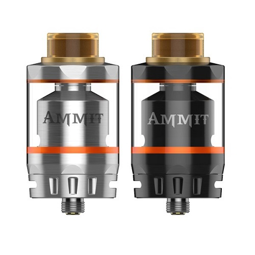 GeekVape Ammit Dual Coil RTA Black 25mm