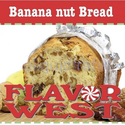 Flavor West - Banana Nut Bread