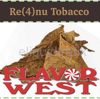 Flavor West - Branded-Re(4)NU Tobacco
