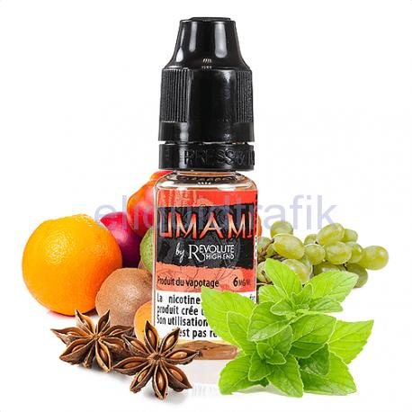 Umami eliquid 10ml/ 0mg