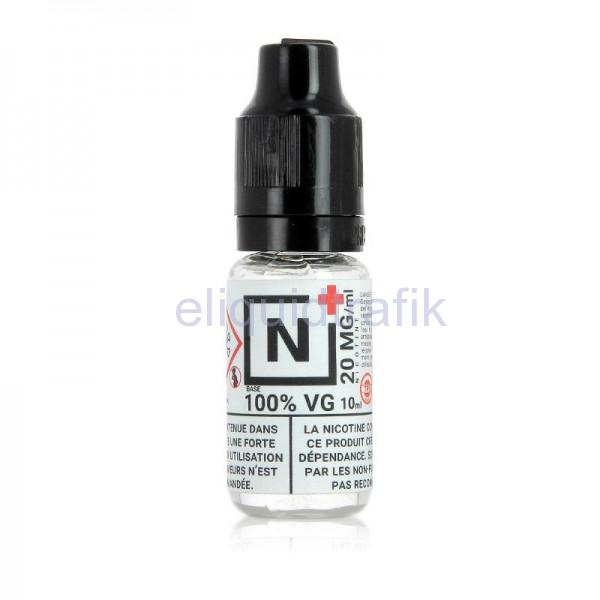 Booster Nplus 20mg /10ml 20PG/80VG