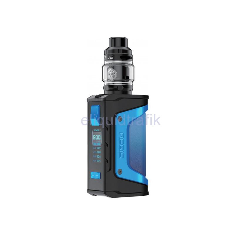 GeekVape Aegis Legend TC 200w + Zeus Subohm 5ml Box Mod Light Blue