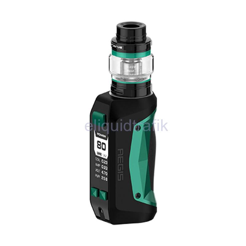 GeekVape Aegis Mini 80W TC Full Kit Vert