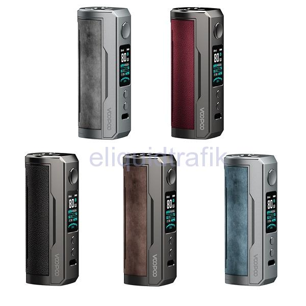 Voopoo  Drag X Plus 100W 5.5ml