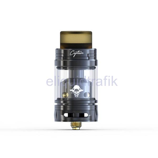 IJOY Captain RTA 25mm Black