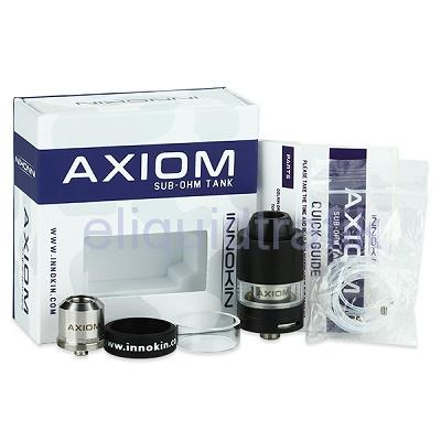 Innokin Axiom Sub-Ohm Tank Black