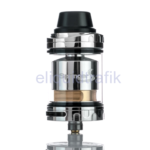 Tigertek Springer S RTA 3.5ml /26mm Silver