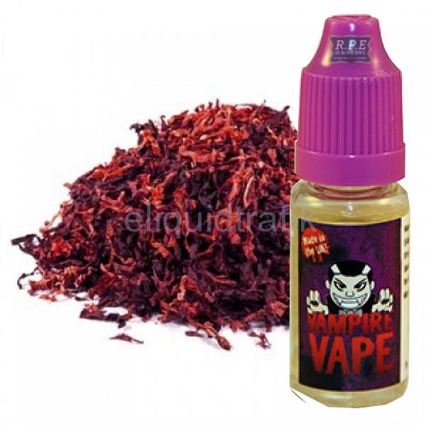 Vampire Western Smooth Tabacco e-lquid 10ml 6mg