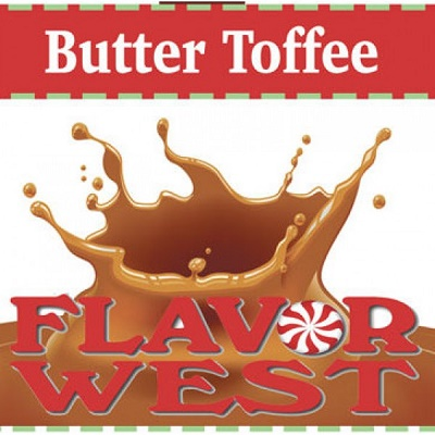Flavor West - Butter Toffee