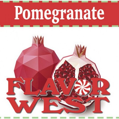 Flavor West – Pomegranate