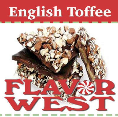 Flavor West - English Toffee
