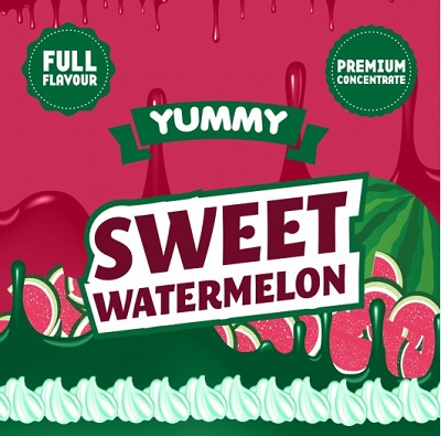 Sweet Watermelon Big Mouth