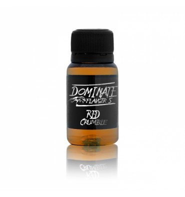 Dominate Flavors - Red Crumble 15ml
