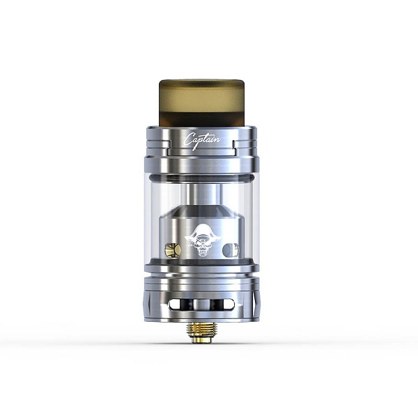 IJOY Captain RTA 25mm Silver