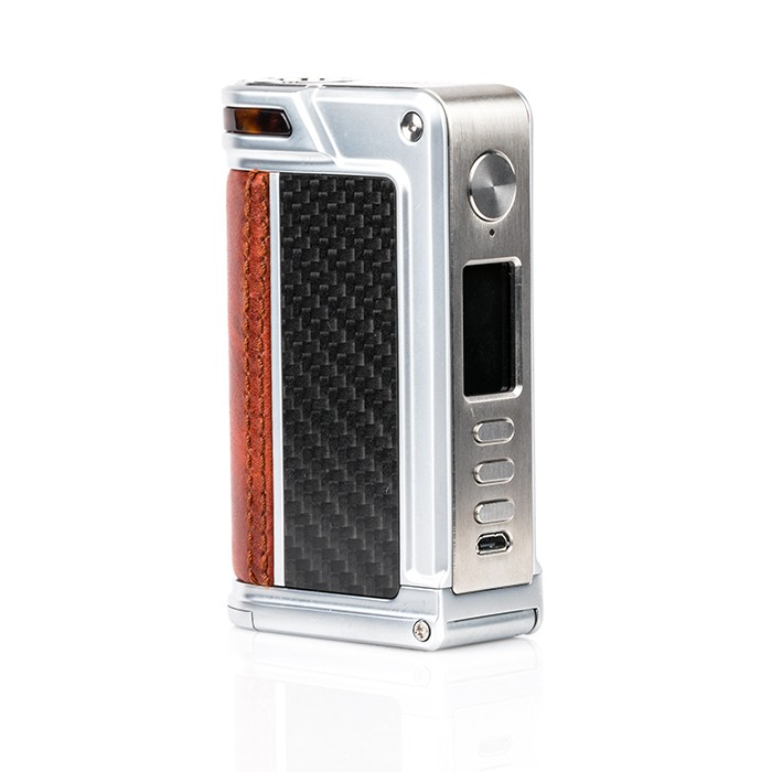 Lost Vape Paranormal  DNA75C - Silver Smoky Brown
