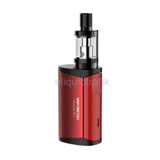 Vaporesso Drizzle Fit Kit Black/Red