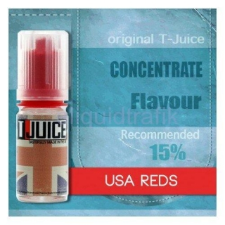 T-Juice USA Red
