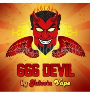 Juice Vape - 666 Devil